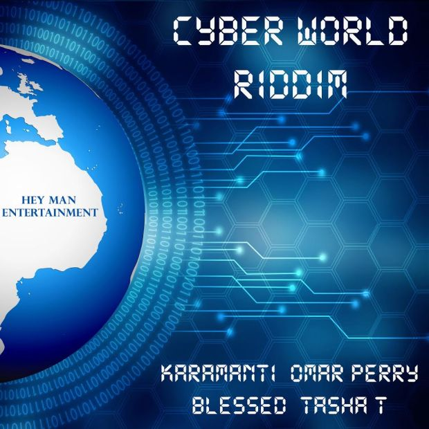 Cyber World Riddim
