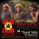 Our Mother's Day special event will highlight ‪#‎femaleDJs‬: DJ Empress Rah, dj hourglass, and Empress Movements!