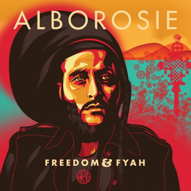 Alborosie - Freedom & Fyah - Artwork