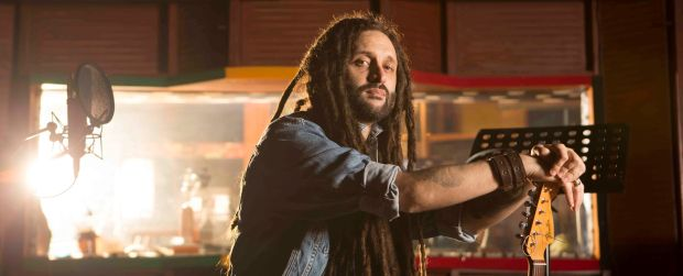 One of reggae's emerging masters of dubwise producon, Alborosie