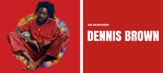 "VP RECORDS REMEMBERS ""THE CROWN PRINCE OF REGGAE"" DENNIS"