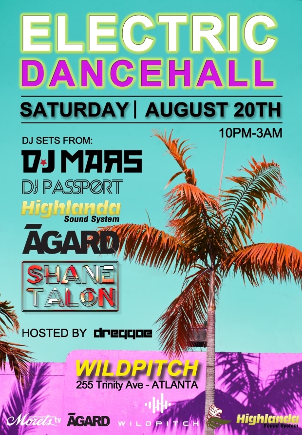 Information about Electric Dancehall event in Atlanta