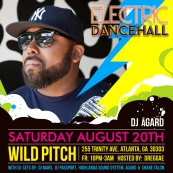 Electric Dancehall Agard square