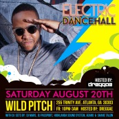 Electric Dancehall Dreggae square