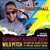 Electric Dancehall Dreggae square