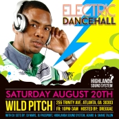 Electric Dancehall Highlanda square