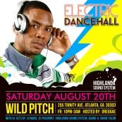 Electric Dancehall Highlanda square