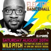 Electric Dancehall Mars square