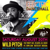 Electric Dancehall Passport square