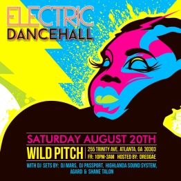 Electric Dancehall square
