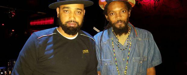 DJ Passport with Ras Jamal of Royal Ethiopian Sound System @ Rub-A-Dub ATL