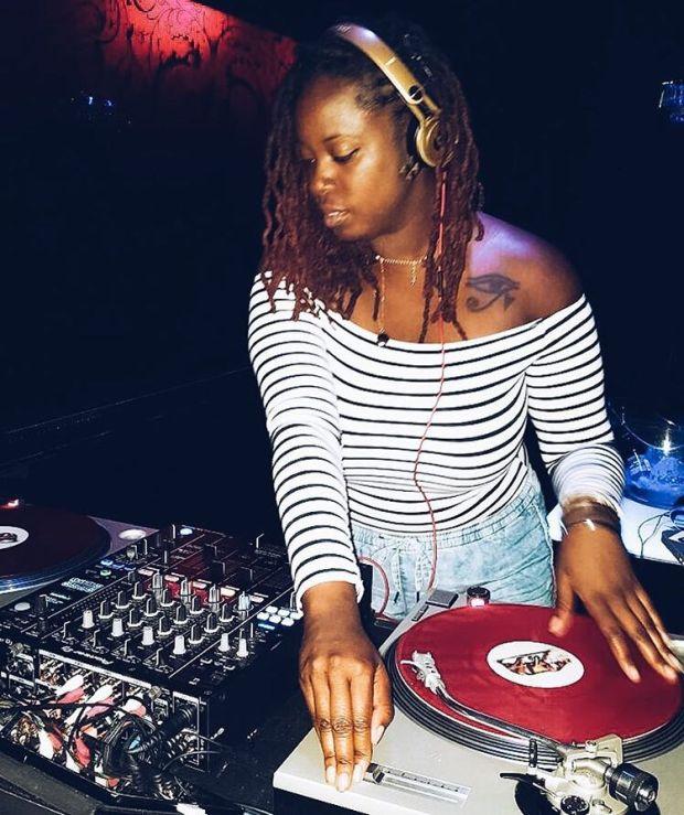 DJ Empress Rah @ Rub-A-Dub ATL