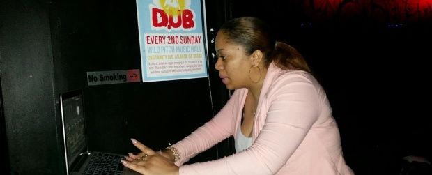 Reggae party, Rub-A-Dub ATL, is a nightlife event that includes many sub-genres of reggae music including ska, rocksteady, lovers rock, Roots, dub and dancehall with live DJ sets monthly on Second Sundays in Atlanta at WildPitch Music Hall. highlanda.net/rubadubatl/ #rubadubatl