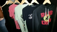 photo: The Honorary Citizen clothing company's debut of the Rub-A-Dub T-shirts and Hoodies