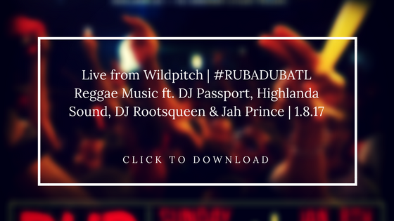 download reggae music audio from rubadub atl