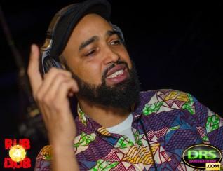 Photo of the real DJ Passport at Rub-A-Dub ATL Bob Marley Tribute