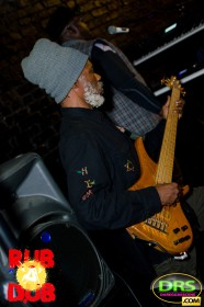 Photo of B.R.A.P reggae band performing live reggae music at Rub-A-Dub ATL Bob Marley Tribute Atlanta Event