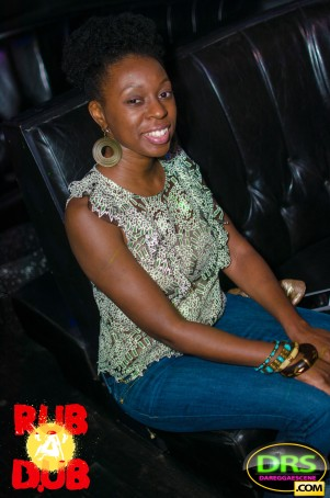 Photo of beautiful lady at Rub A Dub ATL Bob Marley Tribute