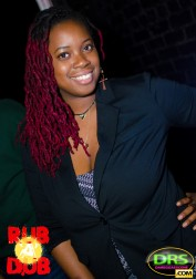 Photo of Empress Rah at Rub A Dub ATL Bob Marley Tribute