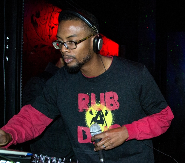 Highlanda Sound featuring Kahlil Wonda live DJ set at Rub-A-Dub ATL, Sunday, March 12, 2017