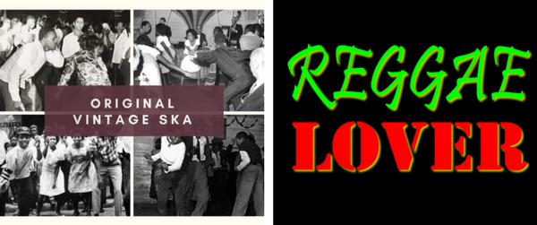 61 - Reggae Lover Podcast - Original Vintage Ska (artwork)