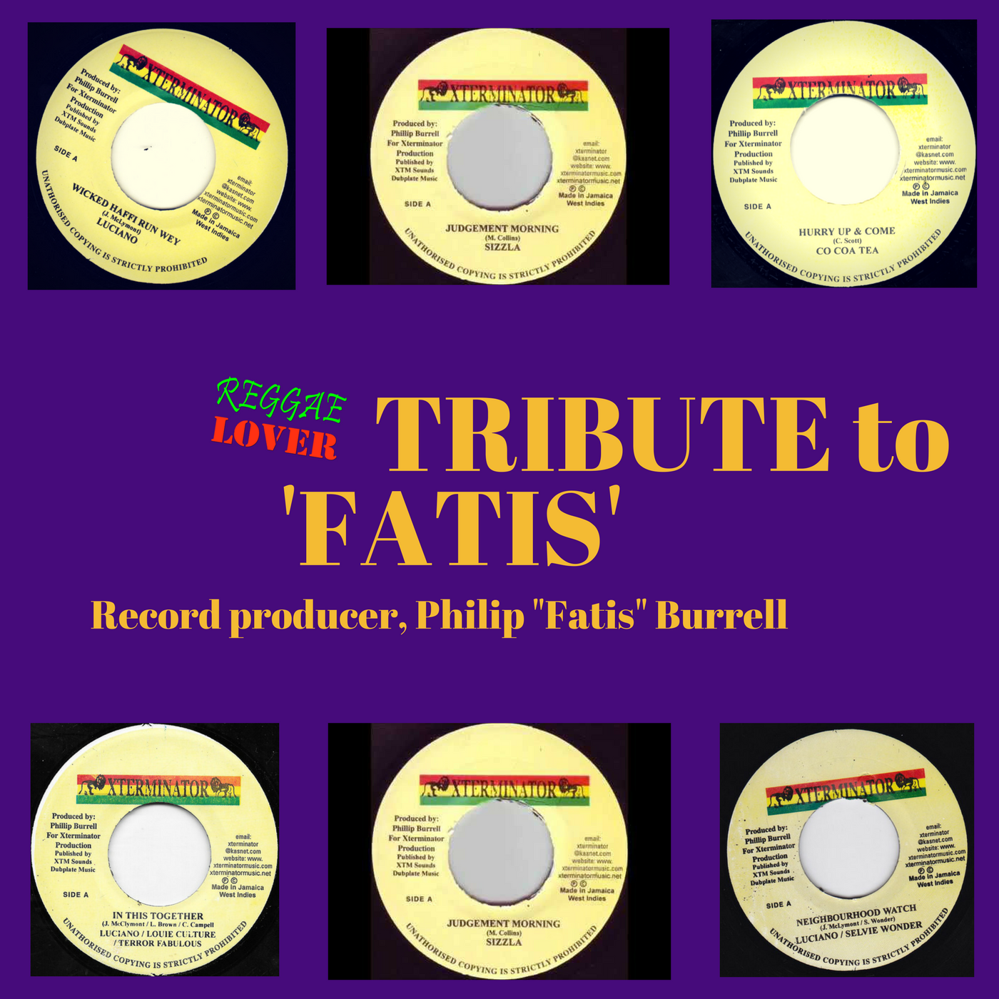 Tribute to Fatis Burrell