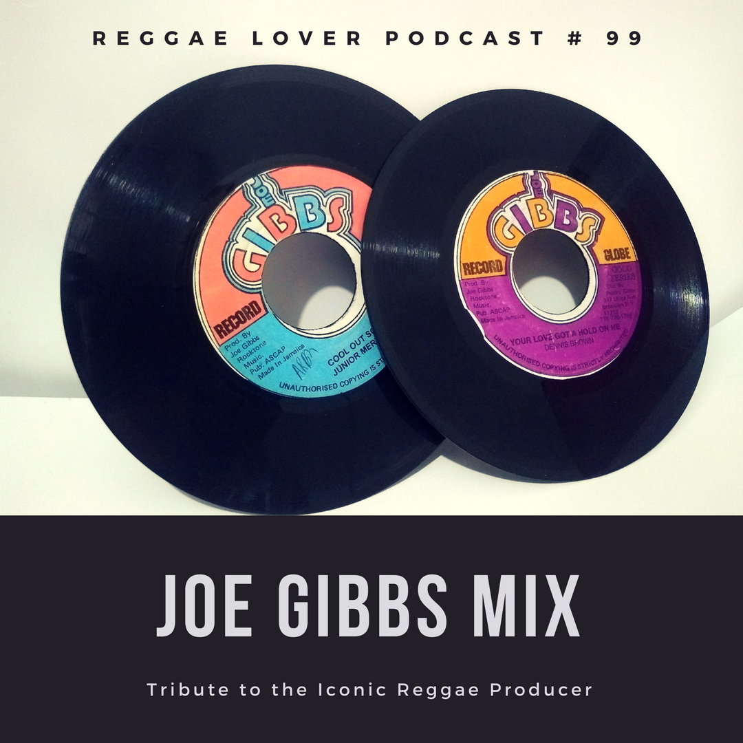 joe gibbs mix