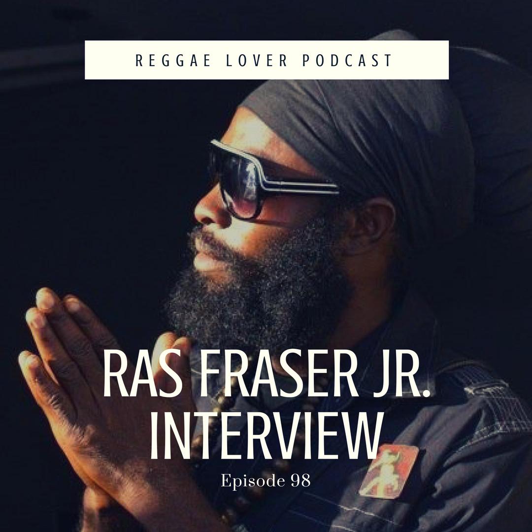 ras fraser jr. interview