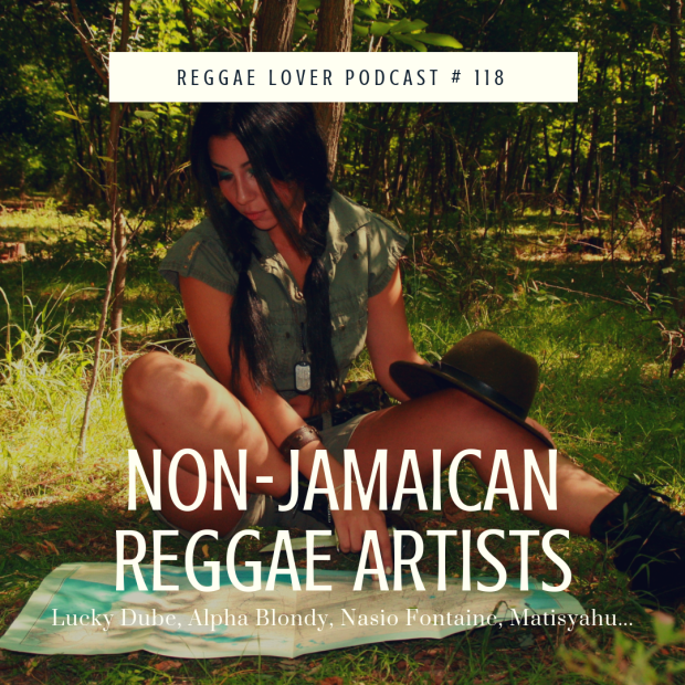 Non-jamaican reggae artists