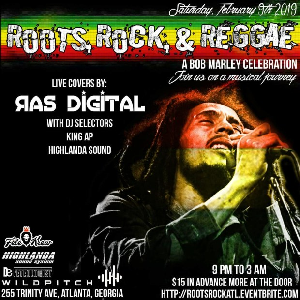 Bob Marley's Birthday