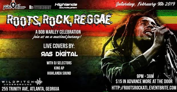 Roots, Rock, Reggae A Bob Marley Celebration