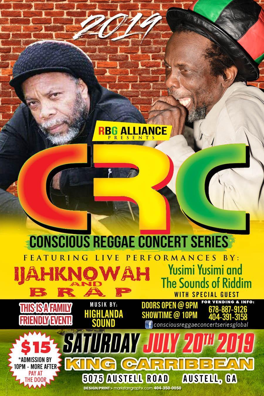 Reggae Concert