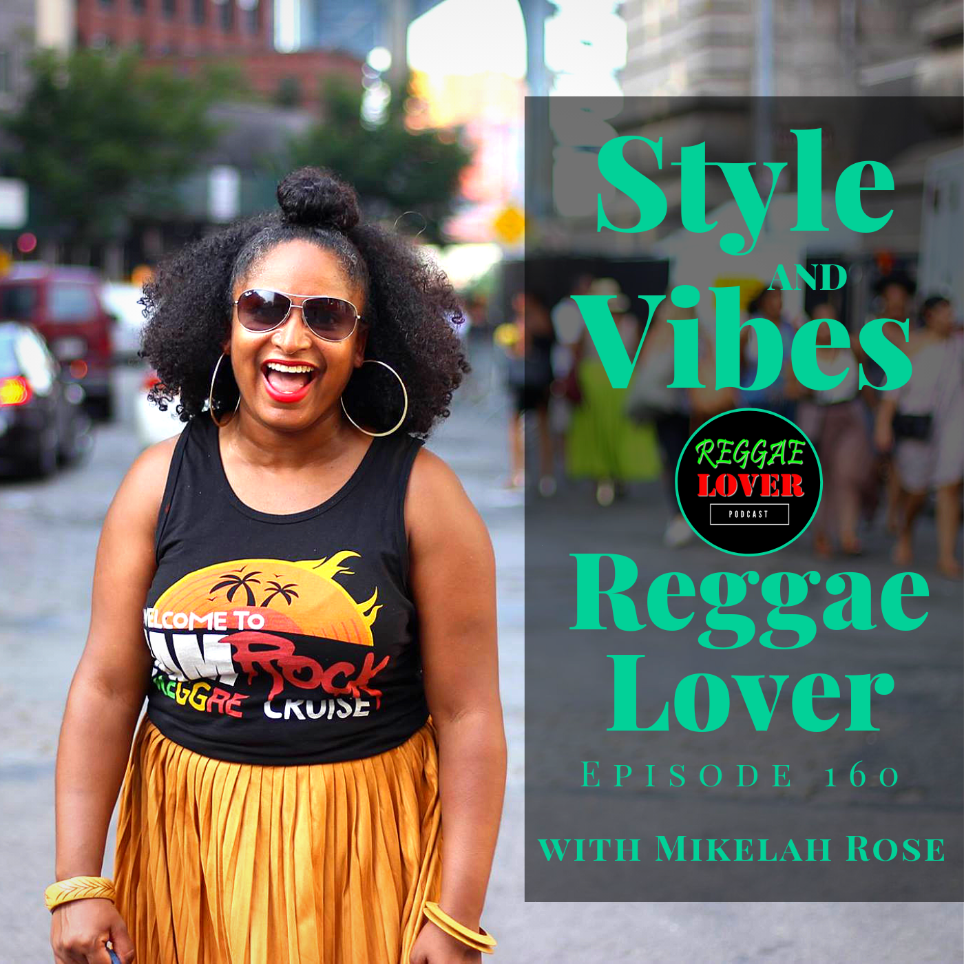 Click Image for Reggae Lover podcast