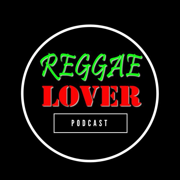 Reggae Lover podcast logo