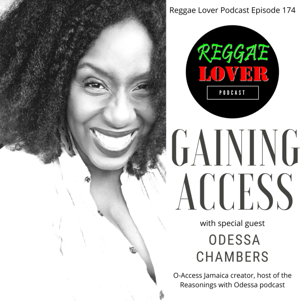 Reggae Lover O Access Jamaica Podcast