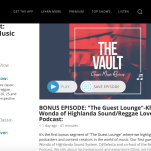 Guest Lounge Feature - The Vault: Classic Music Reviews