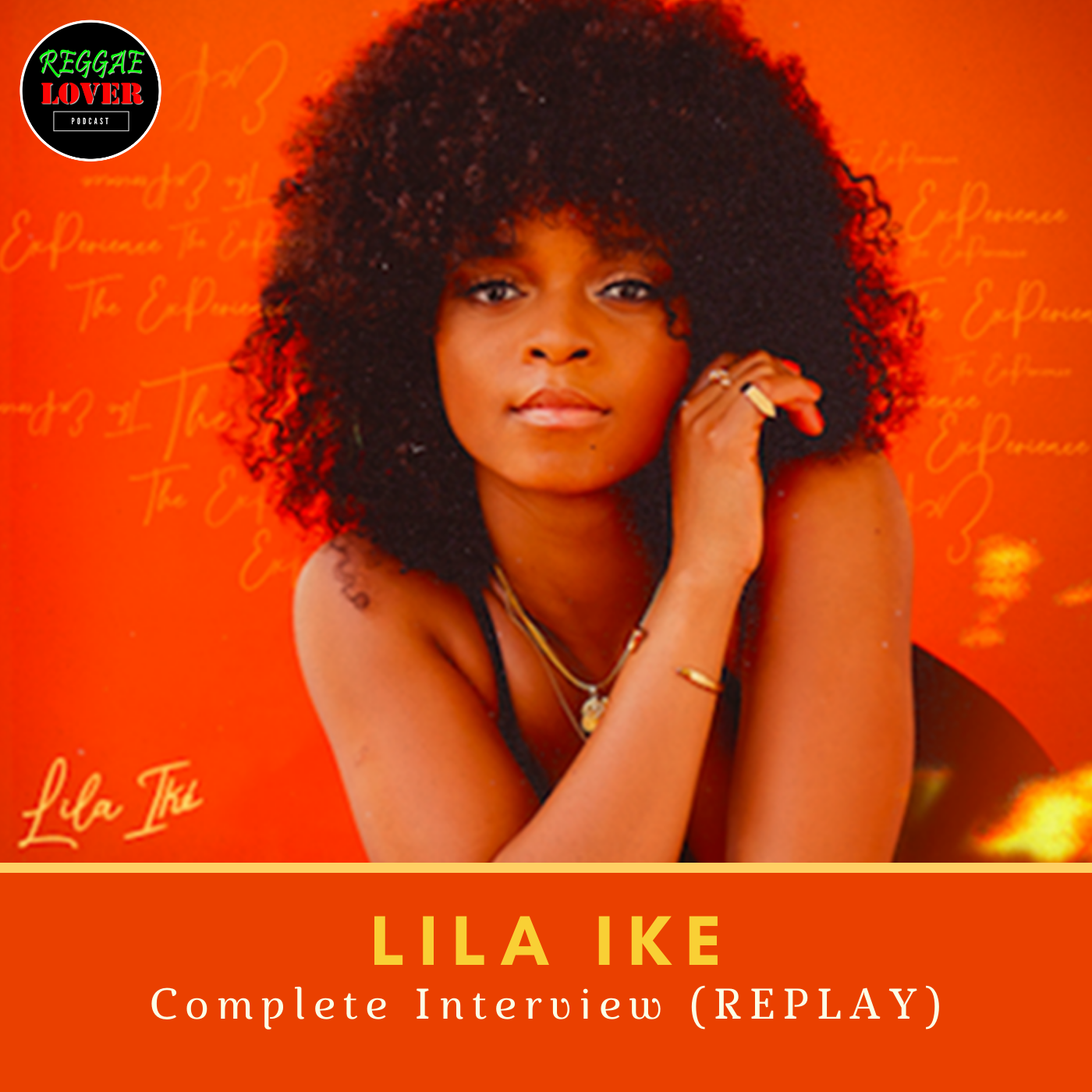 Lila Ike @ Reggae Lover podcast