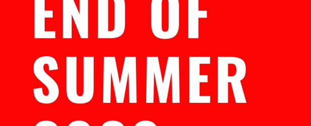 End of Summer 2020 Reggae Dancehall
